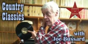 Country Classics with Joe Bussard