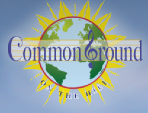 Common Ground on the Hill Songwriting Contest