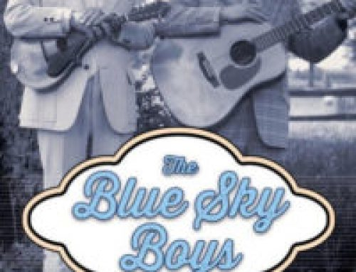 "Dick Spottswood's book ""The Blue Sky Boys"""