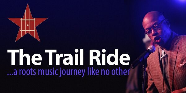 Texas Fred the Zydeco Cowboy - The Trail Ride