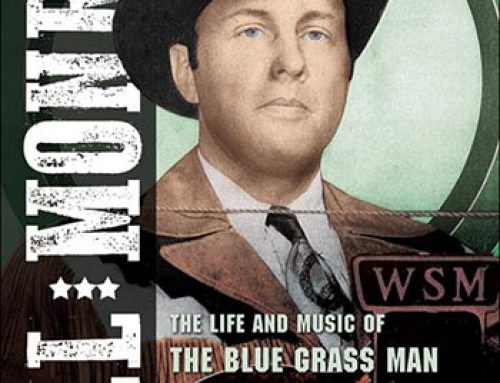New Book Explores Bill Monroe's Life and Music