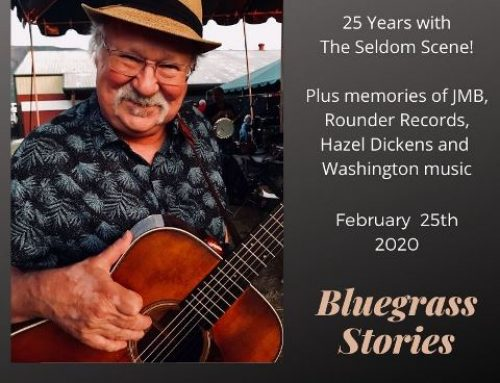 This week's Bluegrass Stories podcast