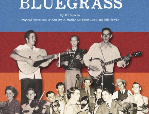 On sale now: The Early Days of Bluegrass