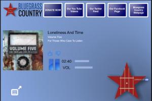 Bluegrass Country Radio player